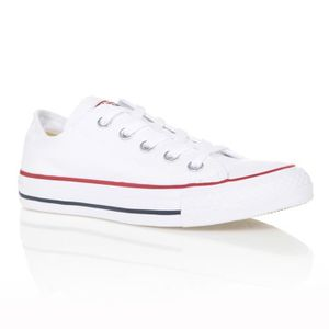 c28e4b8e2137f BASKET CONVERSE Baskets All Star - Blanc - Mixte ...