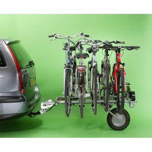 PORTE-VELO MOTTEZ porte vélos sur attelage -5 Vélos