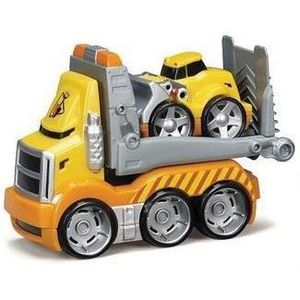 ASSEMBLAGE CONSTRUCTION MEGABLOKS Caterpillar Transporteur