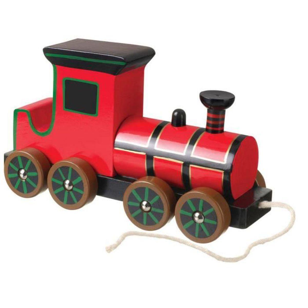JOUET À TIRER Orange Tree Toys Jouet A Tirer Train A Vapeur