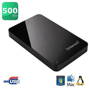 DISQUE DUR EXTERNE Intenso Memory Station 2,5