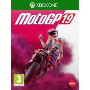 JEU XBOX ONE Moto GP 19 Jeu Xbox One