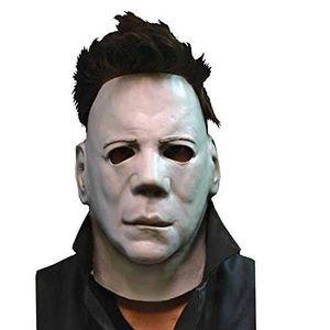 2 Michael Myers Masque Halloween II la forme officiel Deluxe Latex frais généraux