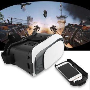 LUNETTES 3D hereubuy° VR BOX 3.0 VR Réalité Virtuelle Lunettes