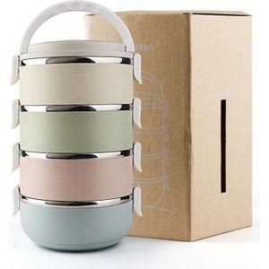 LUNCH BOX - BENTO  4 Couches Lunch box bento, Bento japonais, boîte à