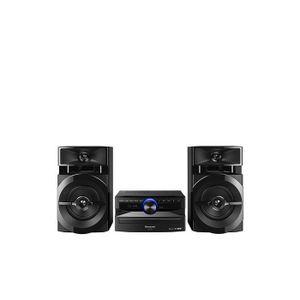 RADIO CD CASSETTE Panasonic SC-ux104eg K Système de Musique CD Compa