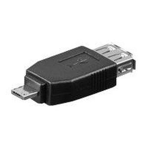 AUTRE PERIPHERIQUE USB  Microconnect USB 2.0 - Adaptateur USB - USB à 4 br