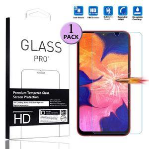 FILM PROTECT. TÉLÉPHONE Pour Samsung Galaxy A10 Verre Trempé Film de Prote