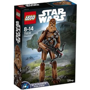 ASSEMBLAGE CONSTRUCTION LEGO® Star Wars 75530 Chewbacca