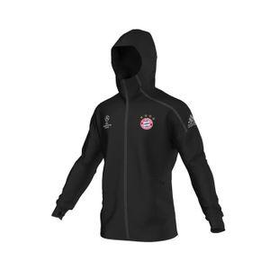 Veste Anthem à capuche Bayern Munich UCL Noir ADIDAS Achat