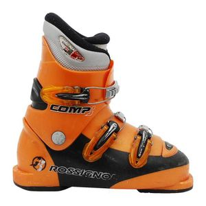 CHAUSSURES DE SKI Chaussure de ski junior Rossignol Comp J orange