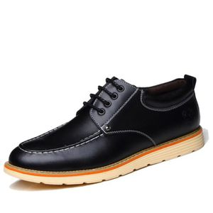 Chaussures cuir homme - Achat   Vente Chaussures cuir Homme pas cher ... 810cddec5a70