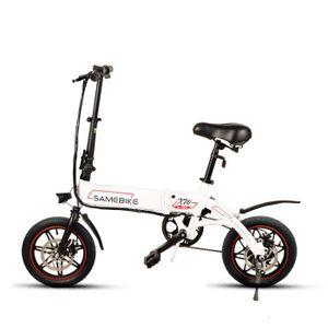VÉLO ASSISTANCE ÉLEC Velo Assistance Electrique Cyclomoteur-Vélo électr
