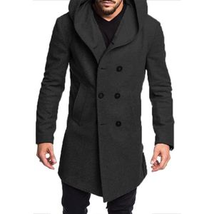 Imperméable - Trench Manteau homme-W198134 - trench homme - coupe vent