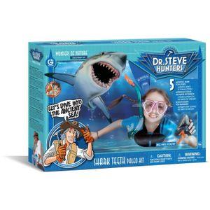 EXPÉRIENCE SCIENTIFIQUE Geoworld - Wonders of Nature - Kit Dents de Requin