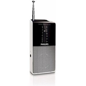 RADIO CD CASSETTE PHILIPS AE1530 Radio portative AM/FM