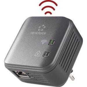 COURANT PORTEUR - CPL Kit CPL renkforce PL500D Wi-Fi - Adaptateur 500 MB