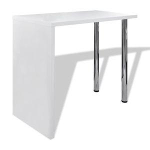 TABLE À MANGER SEULE Cette table vernissée sera parfaite pour les petit