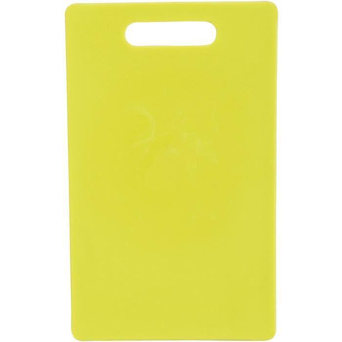 AMBIANCE NATURE - 518653 - Planche à découper plastique vert