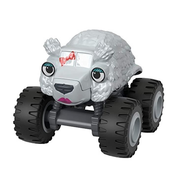 Voiture Electrique TDALA Nickelodeon Blaze & The Monster Machines, Kissingbear