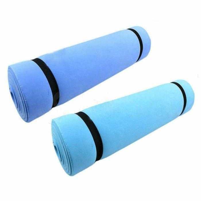1PC Nouveau Tapis de matelas de couchage respectueux de l'environnement Eco-respectueux de l'environnement Eva mousse de yoga