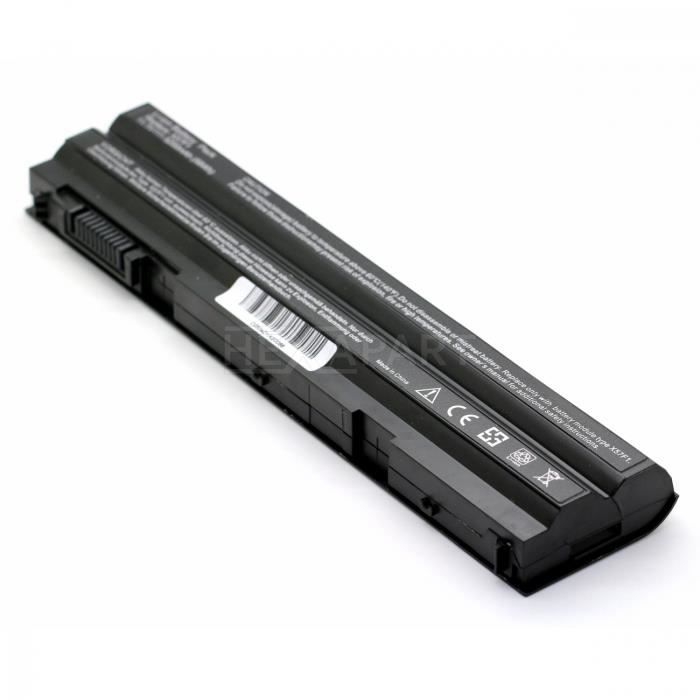 Batterie Compatible Pour DELL Latitude E6540
