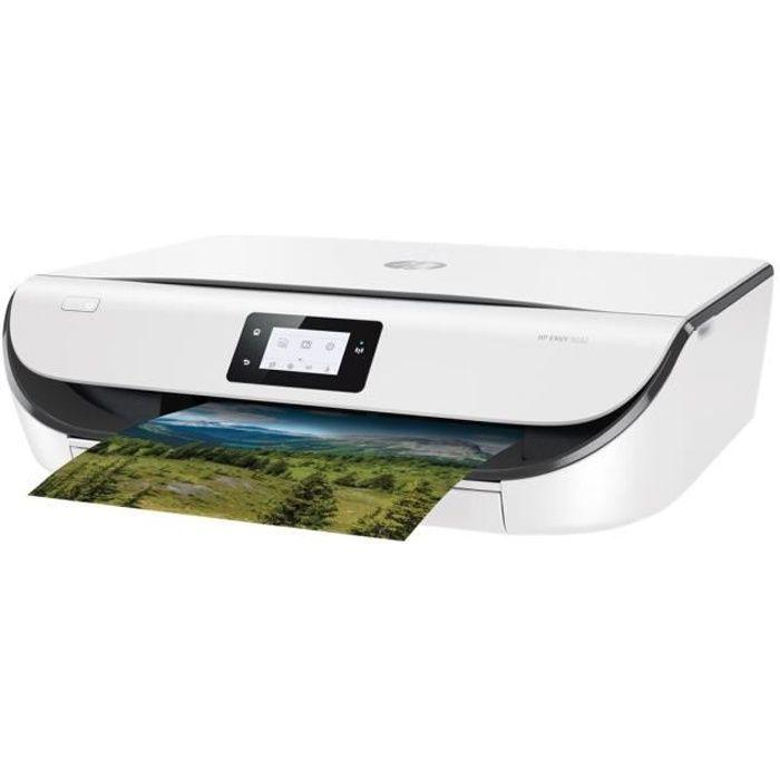 HP Envy 5032 All-in-One Imprimante multifonctions couleur jet d'encre Letter A (216 x 279 mm)-A4 (210 x 297 mm) (original)…
