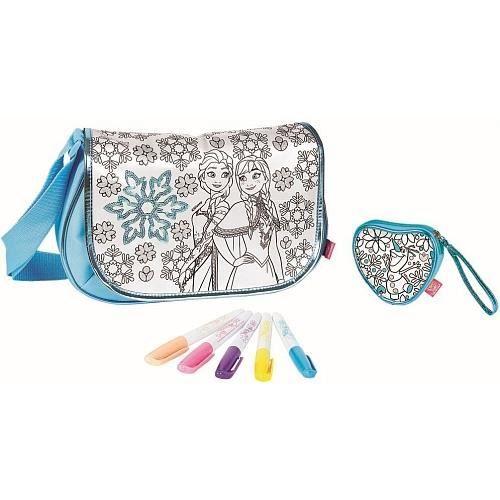 Color Me Mine pack de 2 sacs La Reine des Neiges