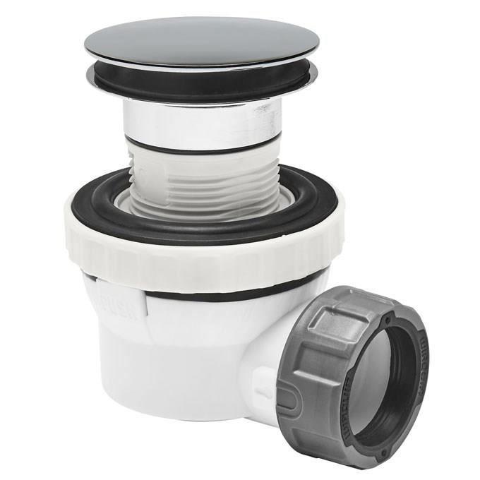 WIRQUIN Siphon de lavabo Xs Pure Quick Clac