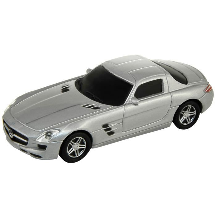 autodrive cl usb 4go mercedes sls amg silver prix pas cher soldes d hiver d s le 11. Black Bedroom Furniture Sets. Home Design Ideas