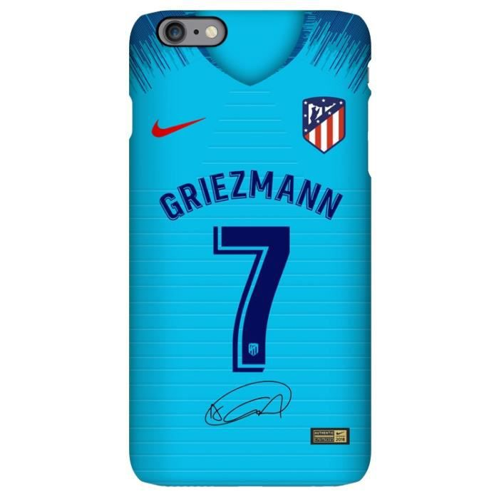 coque iphone 6 6s 2019 bleu atletico madrid footba