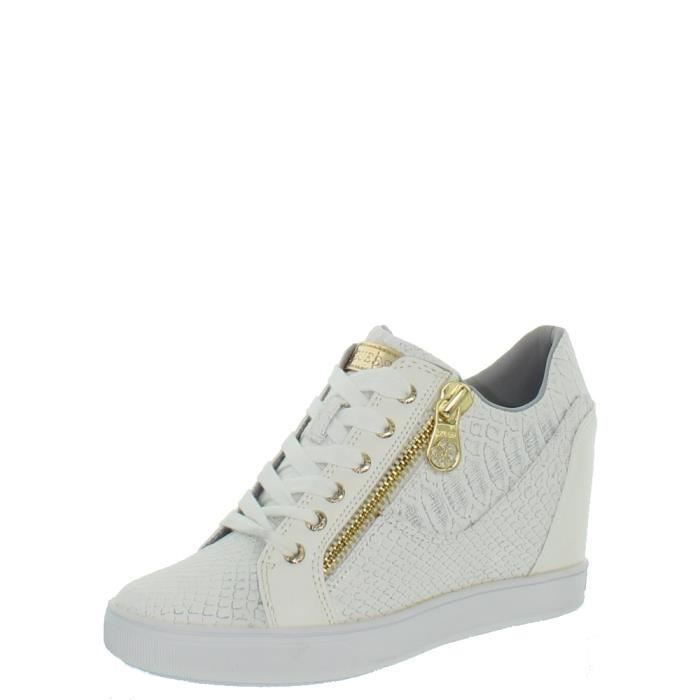 Baskets Guess ref_guess42691-blanc