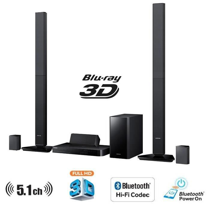 samsung ht j4530 home cin ma 5 1 500w 3d blu ray. Black Bedroom Furniture Sets. Home Design Ideas