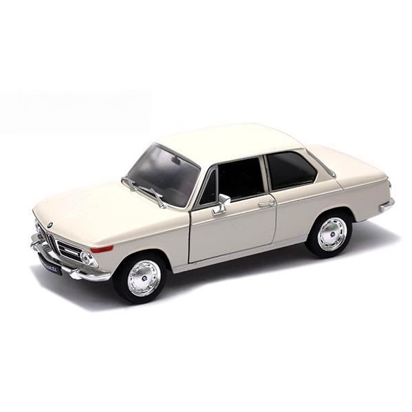 Made in France BMW 2002 Turbo grise Voiture 1//43 solido