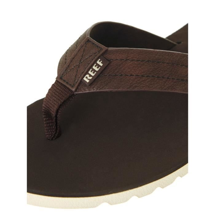 Tongs Reef Voyage Dark Brun