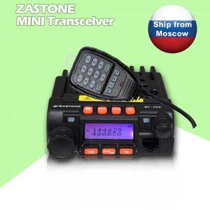 TALKIE-WALKIE Mini Émetteur - Récepteur Zastone Mp300 20 W Puiss