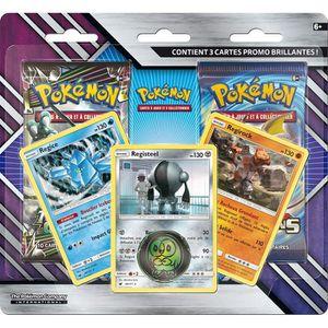 CARTE A COLLECTIONNER Carte Pokemon Duopack TEMPETE CELESTE SL07 en VF