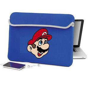 HOUSSE PC PORTABLE Housse Pc Portable Nintendo Mario vintage
