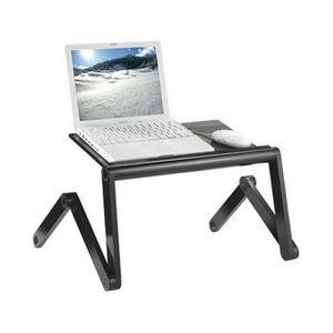 SUPPORT PC ET TABLETTE Station de travail pour notebook tablette PC et iP