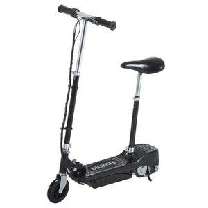 TROTTINETTE ELECTRIQUE Trottinette patinette électrique 120 W pliable pou