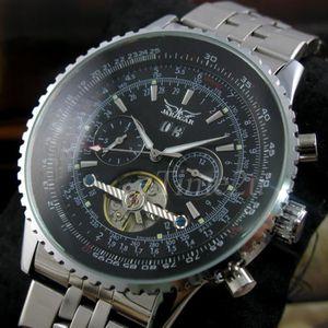 MONTRE Pour homme marque luxe montres Jaragar automatique