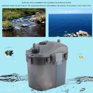 FILTRATION - POMPE filtre d'aquarium suspendu extérieur pour réservoi