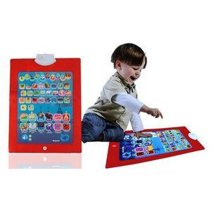 JEU D'APPRENTISSAGE 486185 Tapis d'apprentissage pour enfant lettres e