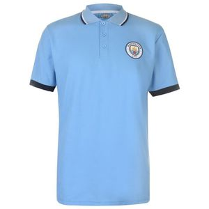 MAILLOT DE FOOTBALL SOURCE LAB Polo football Manchester City - homme -