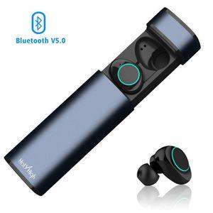 CASQUE - ÉCOUTEURS Écouteurs sans fil Bluetooth 5.0 Holyhigh TWS X9 G