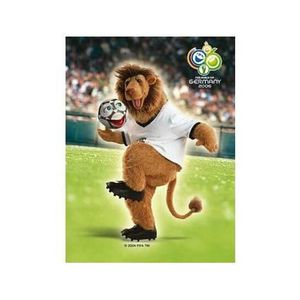 PUZZLE PUZZLE FOOTBALL FIFA WORLD CUP 2006 100 PIECES …