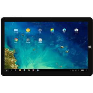 TABLETTE TACTILE Tablette Windows 10 Dual OS Android 10 Pouces 64Go
