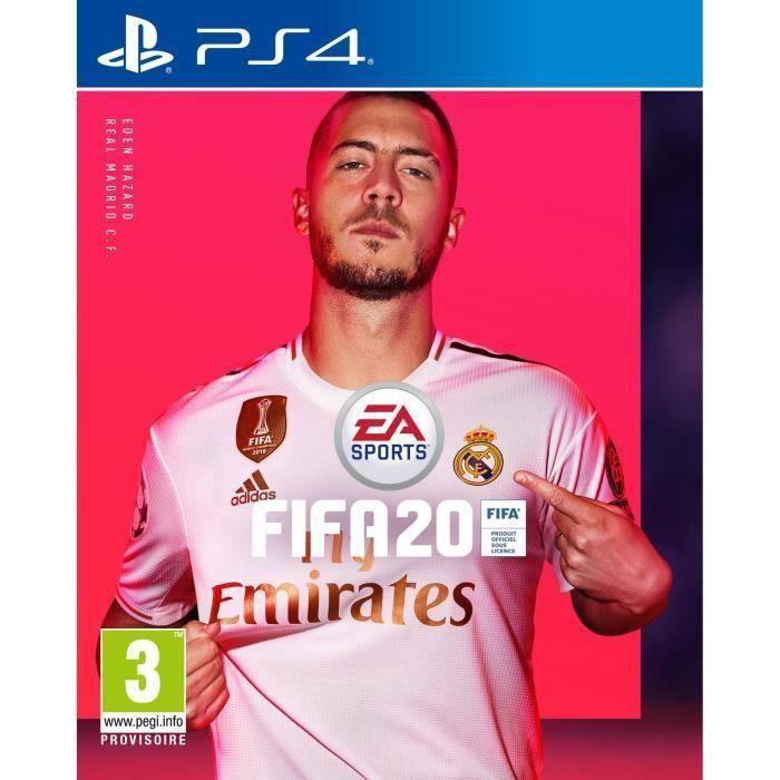 JEU PS4 FIFA 20 Jeu PS4