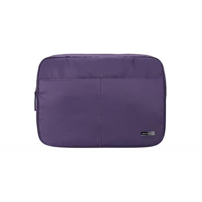 Terra Slim Carry bag 14- violet.