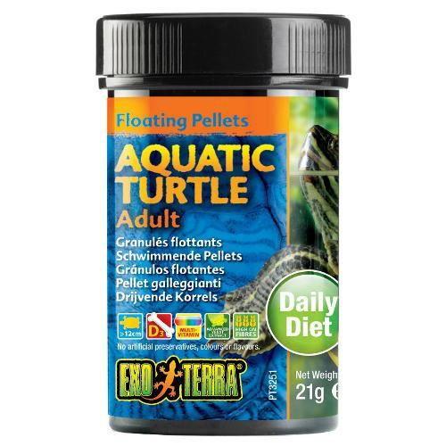 Nourriture flottante pour tortues aquatiques Ad…